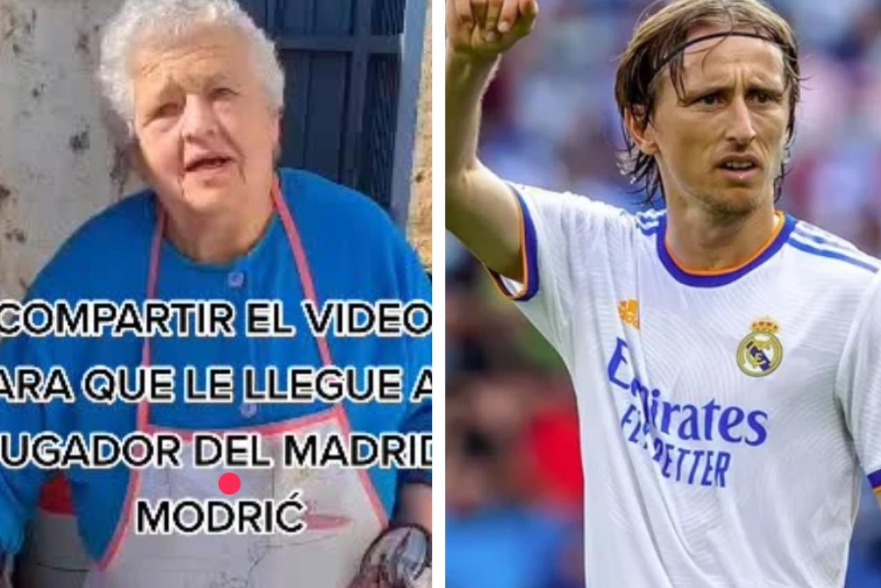 Ova 80-godišnja baka gleda svaku utakmicu Reala i ima poruku za Hrvata: 'Želim upoznati svog Luku Modrića'
