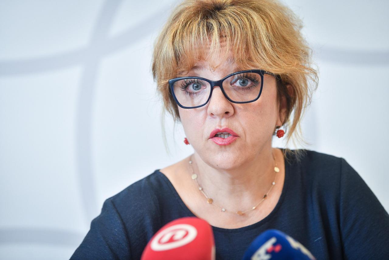 Nataša Ban Toskić: 'Bojim se da će stvari ići prema gorem ako se ne uvedu konkretne mjere'