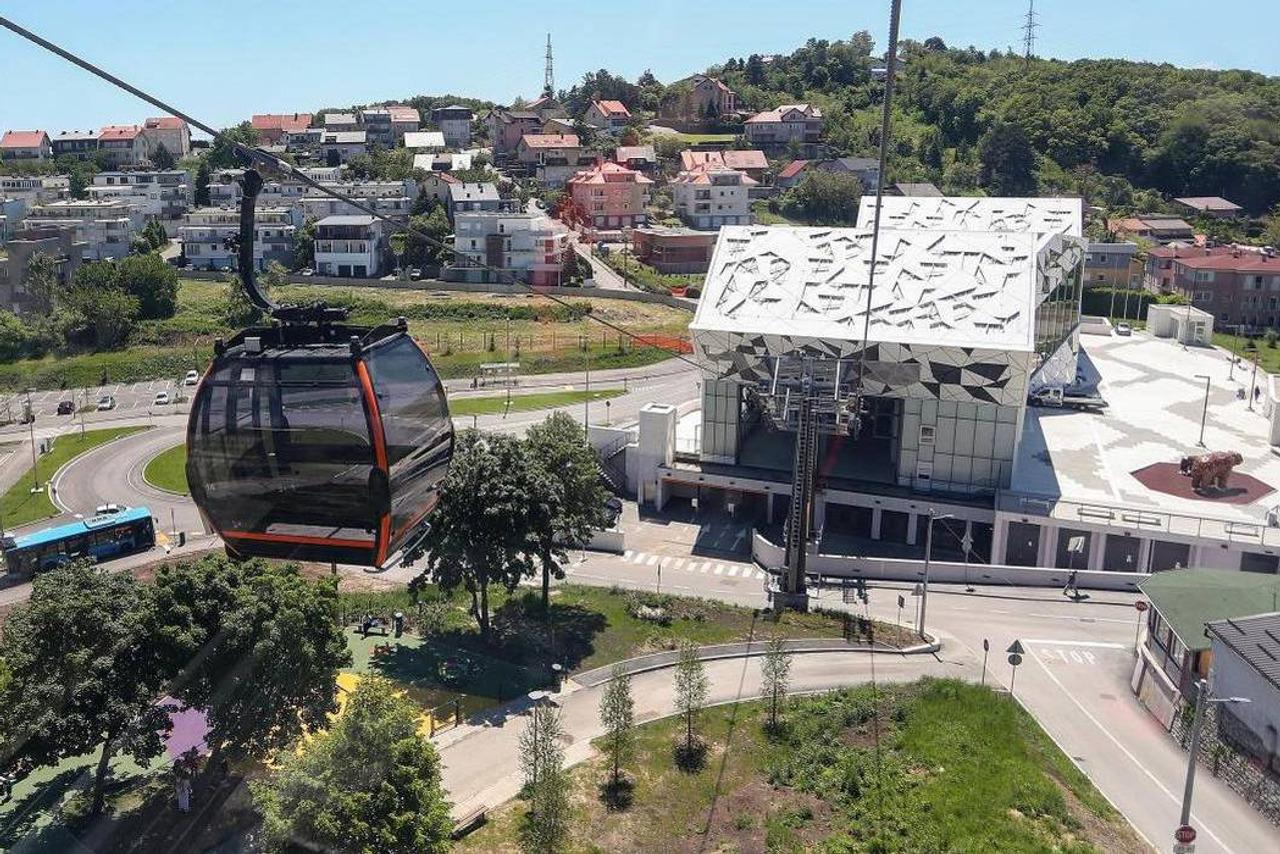 Žičara Sljeme neće krenuti do sudske odluke: Tomašević želi graditi bukobrane, novac se troši, a turizam pati