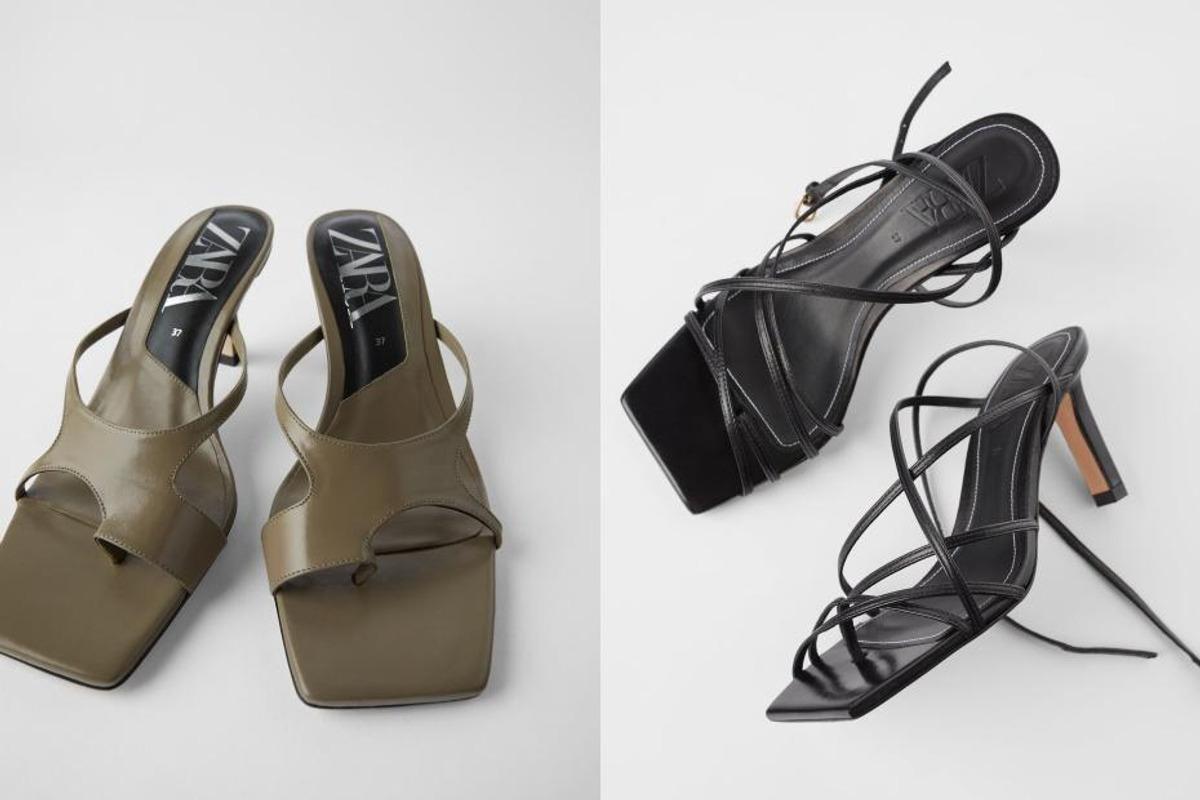 Najljepši modeli nude cipela u potpisu high street dućana